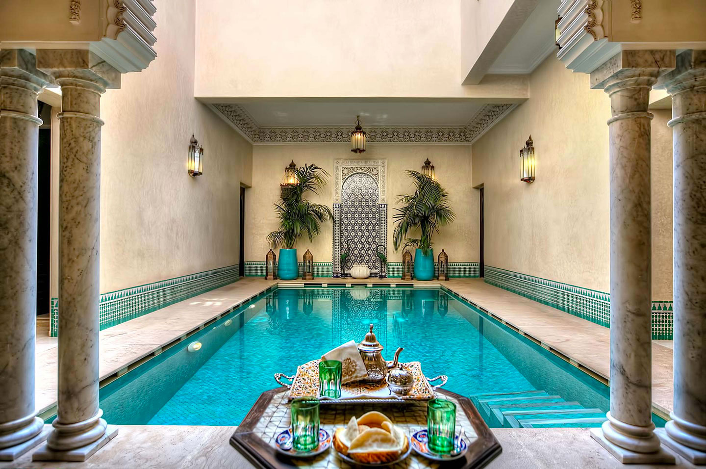 Riad kniza photo marrakech riad photo hotel marrakech - Photo riad marrakech ...