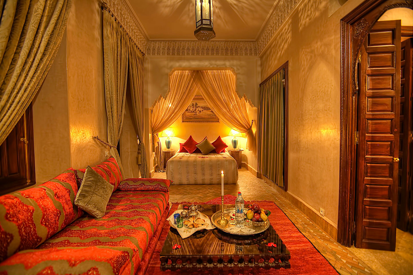 RIAD KNIZA: Photo Marrakech Riad, photo hotel Marrakech